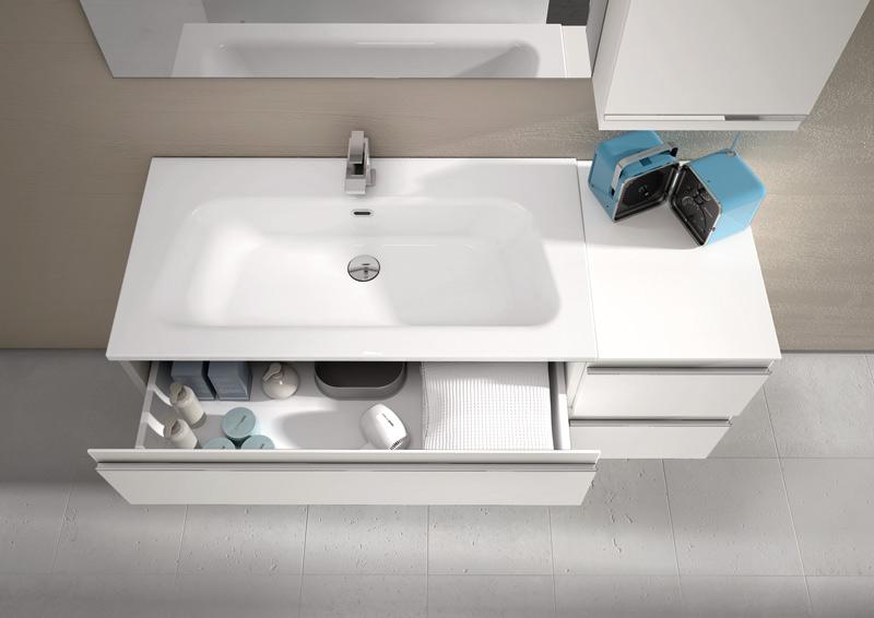 Коллекция MISTRAL – свобода жизненного пространства ванной комнаты