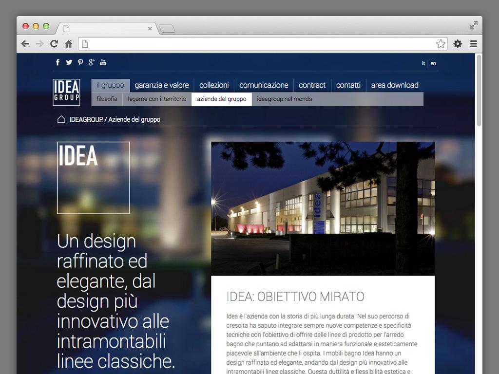 Новое веб-представление компании для более активного диалога
