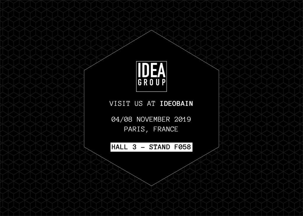 Группа компаний Ideagroup на выставке Idéobain 2019