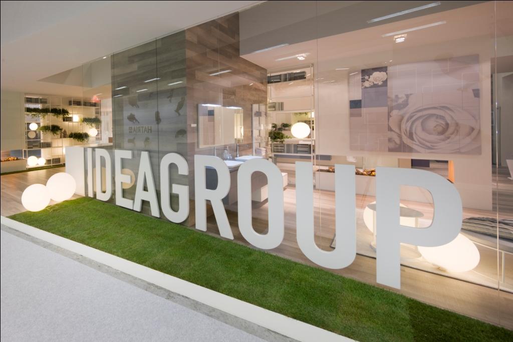 Стенд концерна Ideagroup получил премию Cersaie Best Design Exhibit