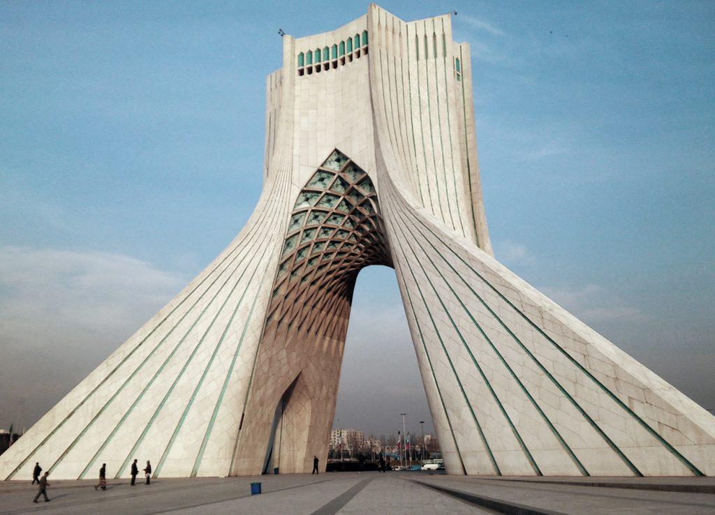 Наша продукция с маркой «Сделано в Италии» на выставке в Иране